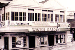 Winter Gardens, Eastbourne