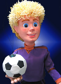 Football Player Marionette
