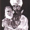 Bluebeard & Fatimar (Hogarth's)