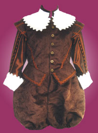 Museum Costume by Kay C Wilton