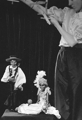 First Marionettes