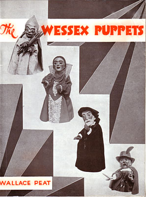 The Wessex Puppets Brochure